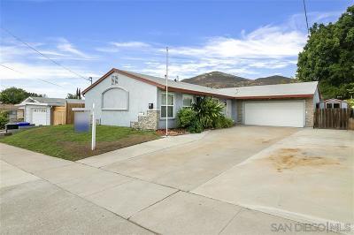 Single Family Home For Sale: 7024 Ballinger Ave