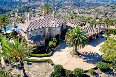 Single Family Home Pending: 1110 Vista De Lomas