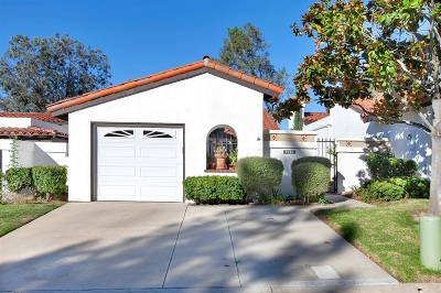 Fallbrook Single Family Home For Sale: 1712 Woodbrook Ln