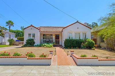 San Diego Multi Family 2-4 For Sale: 1049 Lincoln Avenue