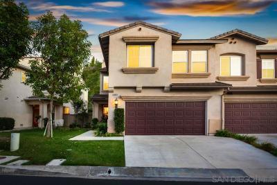 San Diego Condo For Sale: 16887 Abundante St