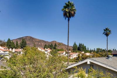 San Diego Single Family Home For Sale: 7332 Jackson Drive