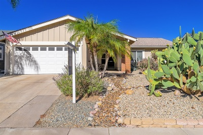 Santee Single Family Home For Sale: 10544 Cadwell Rd