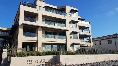 Attached For Sale: 333 Coast Blvd #11