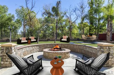 Murrieta Single Family Home For Sale: 33620 Carnation
