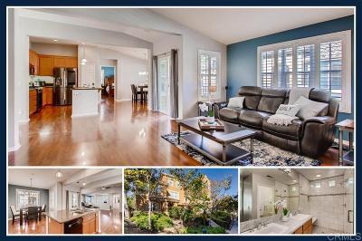San Elijo Hills Townhouse Pending: 1752 Morgans Ave