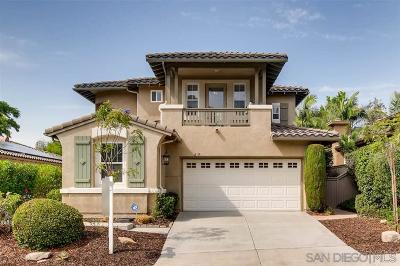 Carlsbad Single Family Home For Sale: 6393 Paseo Aspada