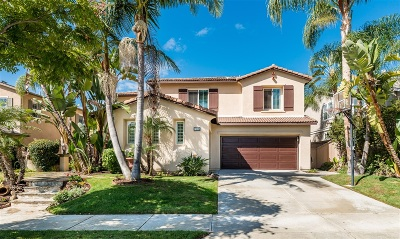 Carlsbad Single Family Home For Sale: 7305 Sitio Lirio