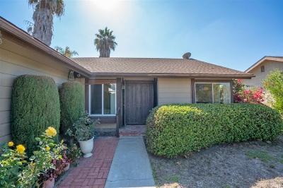 Oceanside Single Family Home For Sale: 3570 Ridge Road