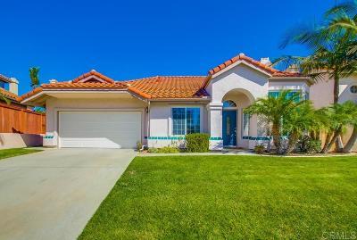 Oceanside Single Family Home For Sale: 467 Avenida Canora