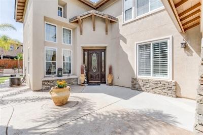 Chula Vista Single Family Home For Sale: 776 Iron Horse Pl