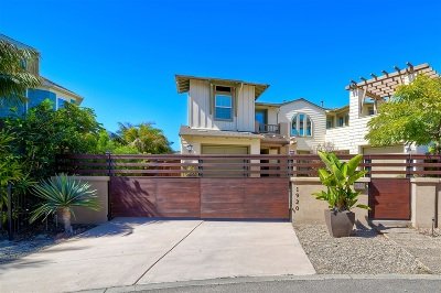 Encinitas Single Family Home For Sale: 1920 Paxton Way