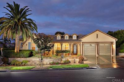 Carlsbad Single Family Home For Sale: 2230 Ivory Pl