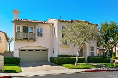 Carlsbad Single Family Home For Sale: 7287 Surfbird Circle