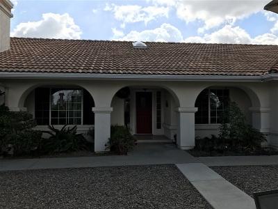 Escondido Single Family Home For Sale: 9771 Kiwi Meadow Lane