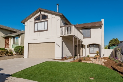 San Diego Single Family Home For Sale: 3057 Minoa Way