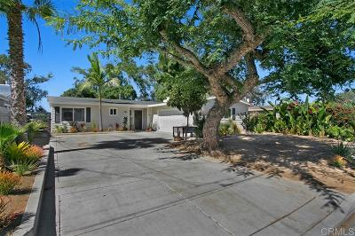 Single Family Home For Sale: 908 Avenida De San Clemente