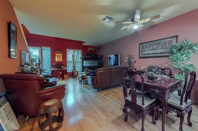 Townhouse For Sale: 301 W G Street #419