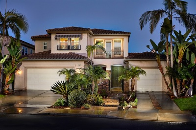 Carlsbad Single Family Home For Sale: 2263 Camino Robledo