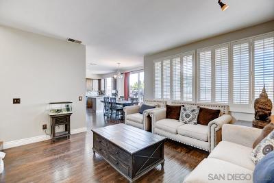 Chula Vista Single Family Home For Sale: 1194 La Vida Ct