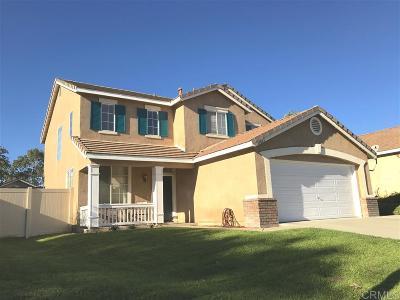 Temecula Single Family Home For Sale: 31865 Calle Vimianzo