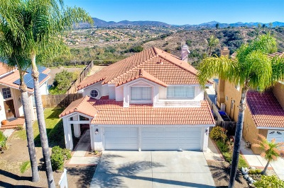 San Diego Single Family Home For Sale: 11773 River Rim Road