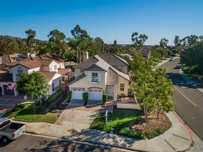 Chula Vista Single Family Home For Sale: 661 Prairie Drive