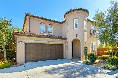 San Diego CA Single Family Home For Sale: $849,999