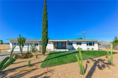 Single Family Home For Sale: 12382 Topa Hill Circle