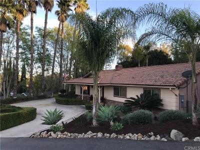 Single Family Home For Sale: 711 W Winterhaven Road