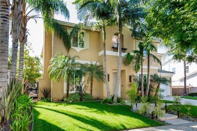 Chula Vista Single Family Home For Sale: 994 Silver Oak Pl