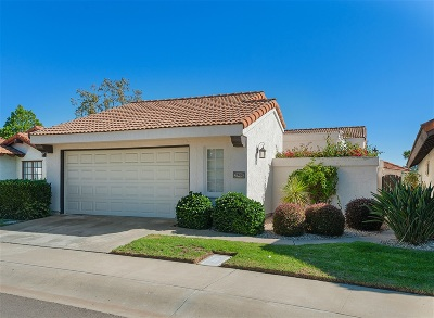 Single Family Home For Sale: 17660 Plaza Acosta