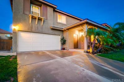 San Diego CA Single Family Home For Sale: $579,000