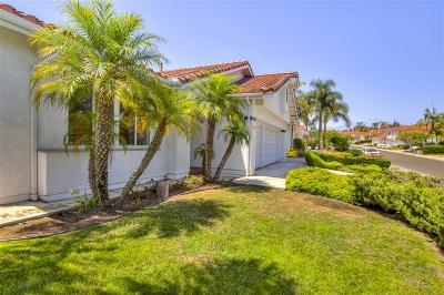 Oceanside Single Family Home For Sale: 4983 Lassen Dr