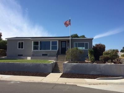 San Diego Single Family Home For Sale: 3982 Loma Alta Dr