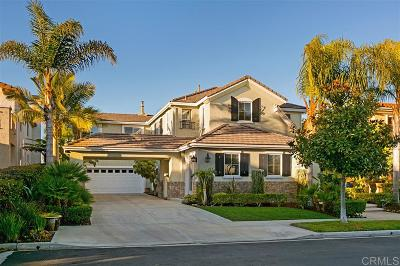 San Diego Single Family Home For Sale: Brittany Forrest