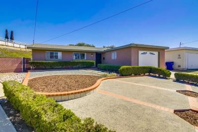 Castle Park Single Family Home For Sale: 1459 Nolan Ct