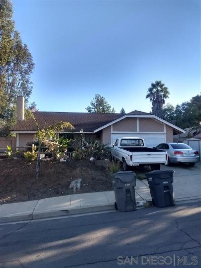 Single Family Home For Sale: 955 Funquest Dr