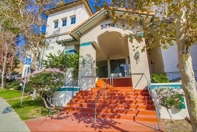 San Diego Attached For Sale: 3078 Broadway #214
