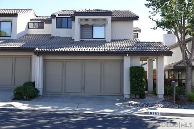 San Diego CA Townhouse For Sale: $650,000
