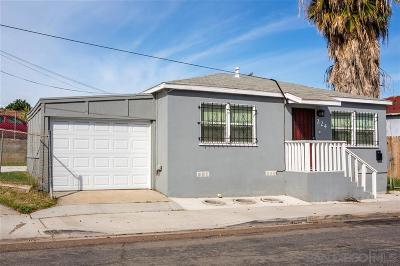 San Diego Single Family Home For Sale: 224 53rd