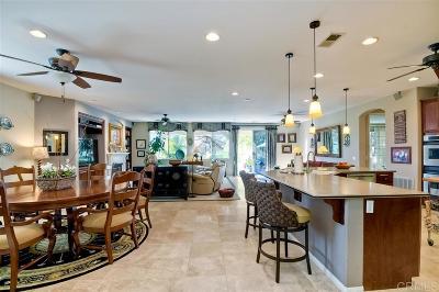 Escondido Single Family Home For Sale: 1956 Vizcaino Ct