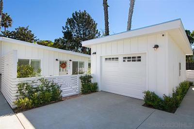 San Diego County Attached For Sale: 1231 Hermes Ave