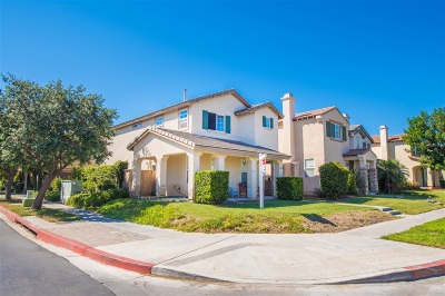 San Diego County Single Family Home For Sale: 1290 Jamestown Drive