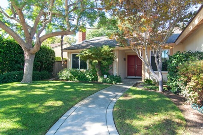Encinitas Single Family Home For Sale: 818 Birchview Dr