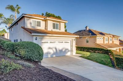 Vista Single Family Home For Sale: 2366 Brookhaven Pass