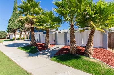 Oceanside Single Family Home For Sale: 4944 Luna Dr