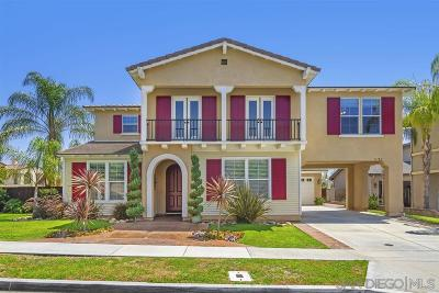 San Diego Single Family Home For Sale: 11383 Merritage Ct.