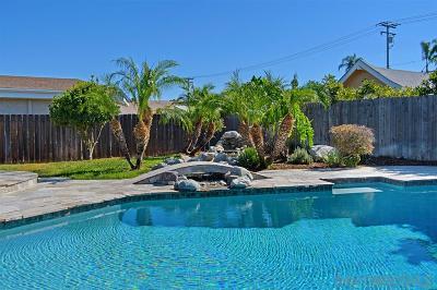 Escondido Single Family Home For Sale: 452 Highland Place