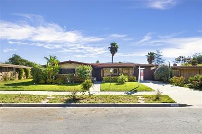 Single Family Home For Sale: 3220 Via Altamira